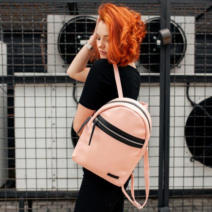 Рюкзак женский South Met Pink - фото 3