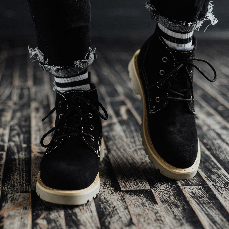 Ботинки South Killers black - фото 2