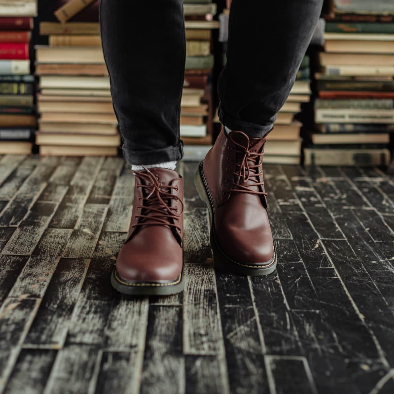 Ботинки South Warfare coffee - фото 2