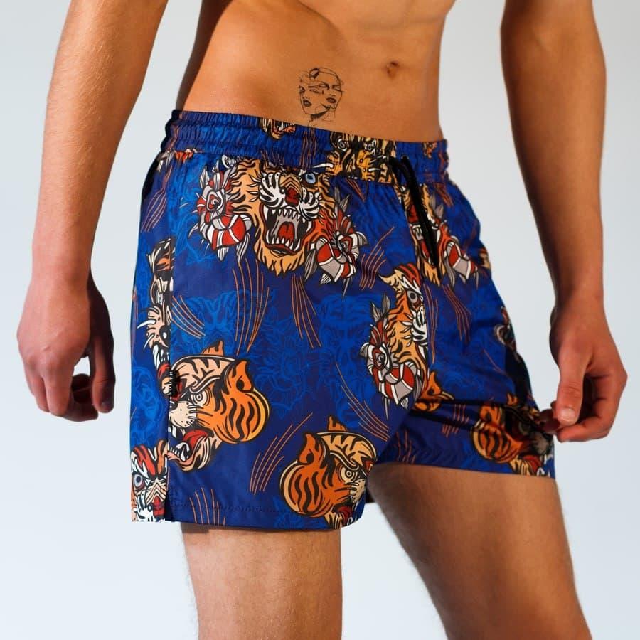 Плавательные шорты South Summer Tiger - фото 1