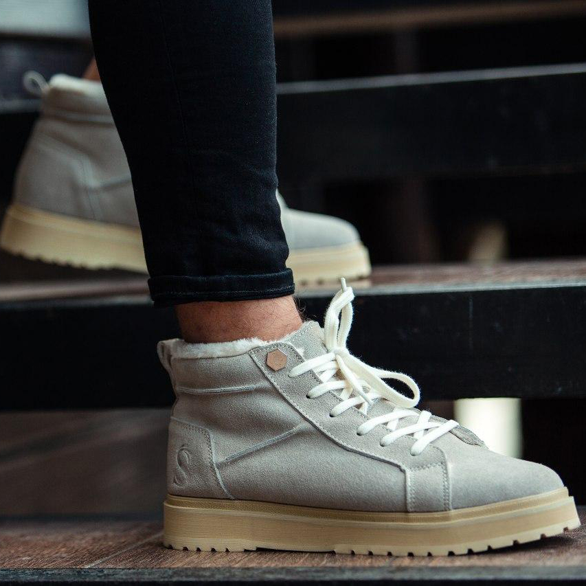 Ботинки South navy ivory
