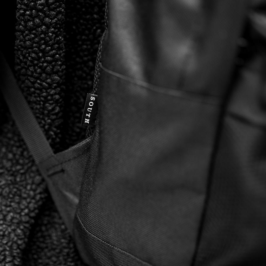Рюкзак South black ЮНОСТЬ - фото 5