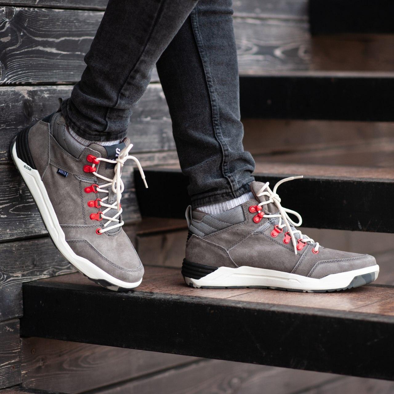 Ботинки South fenix grey