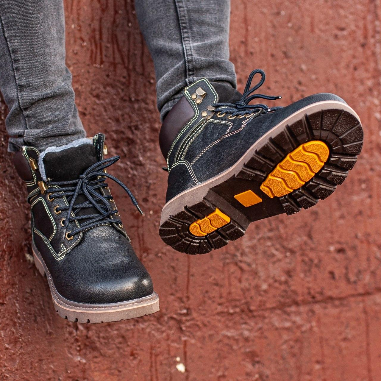 Ботинки South Graft black - фото 3