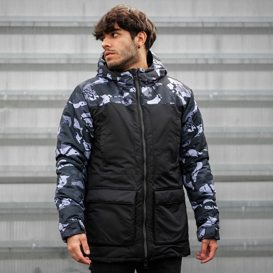 Зимняя куртка South originals camo winter