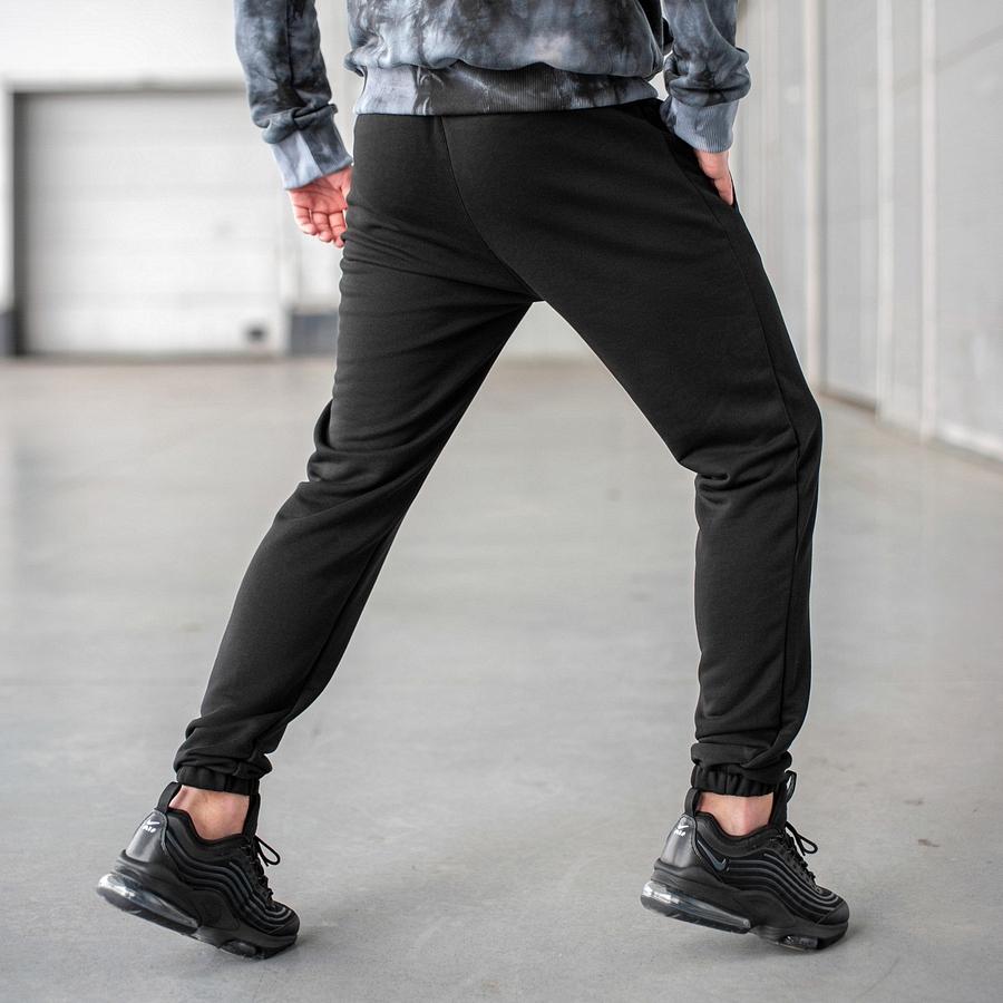 Спортивные штаны South basik black - фото 2