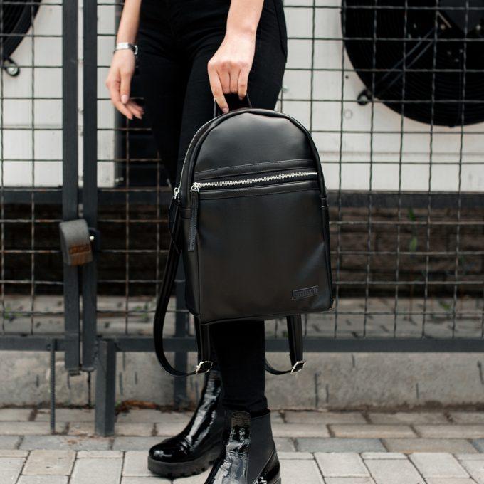 Рюкзак женский South Met Black - фото 3