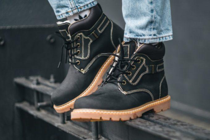 Ботинки South walker black - фото 2