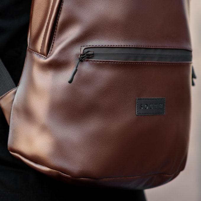 Рюкзак South mamba brown - фото 3