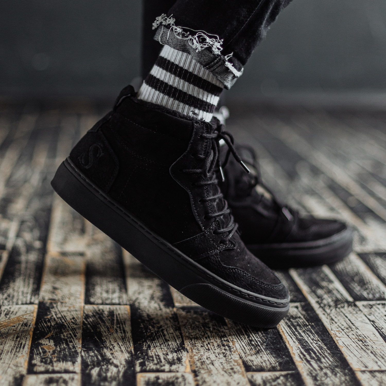 Ботинки South Ferro black - фото 3