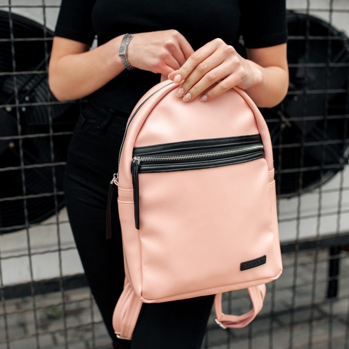 Рюкзак женский South Met Pink - фото 5