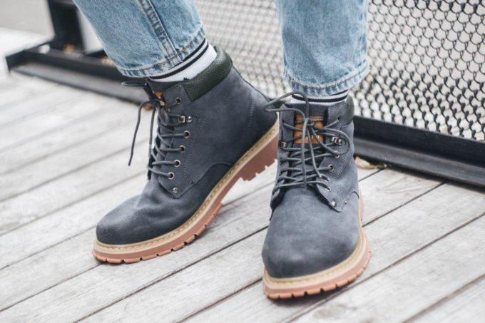 Ботинки South Forest grey - фото 3