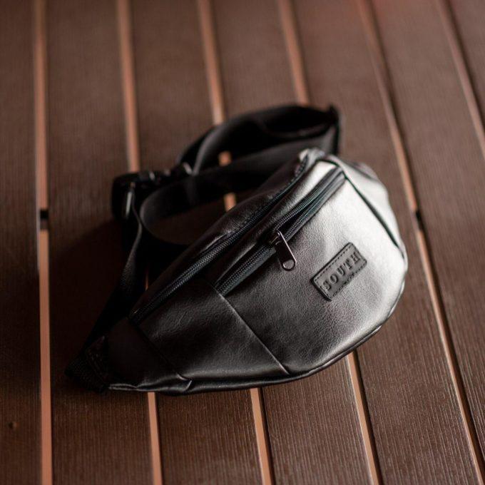 Сумка South Classic black 2.0 - фото 3