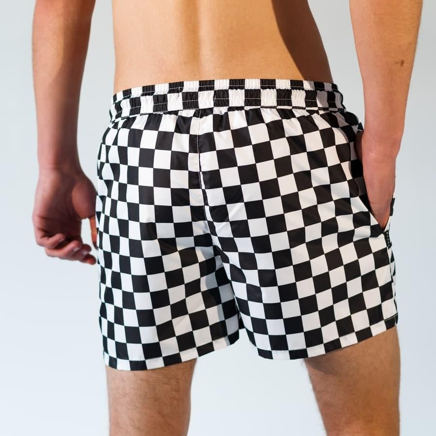 Плавательные шорты South Checkers - фото 4
