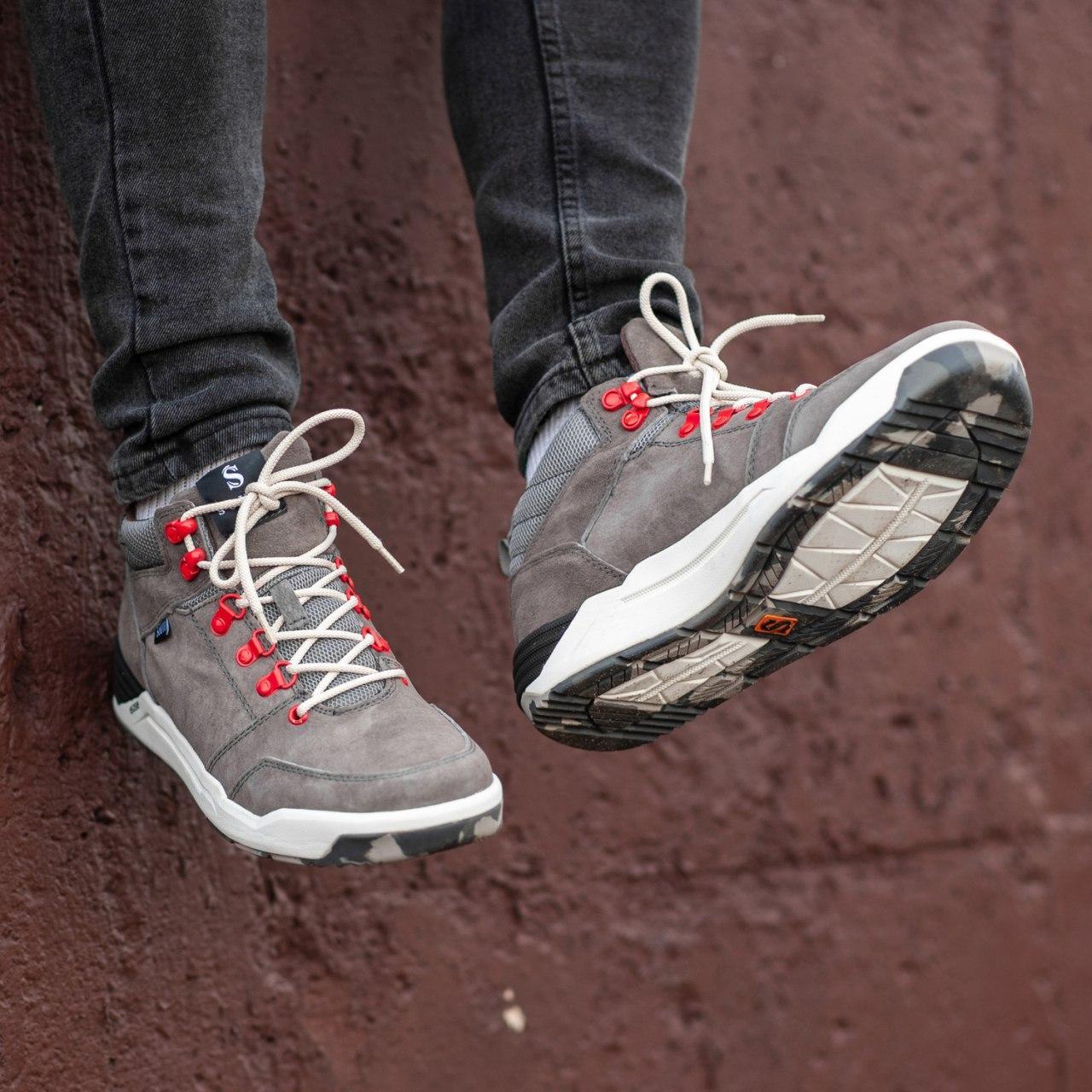 Ботинки South fenix grey - фото 2