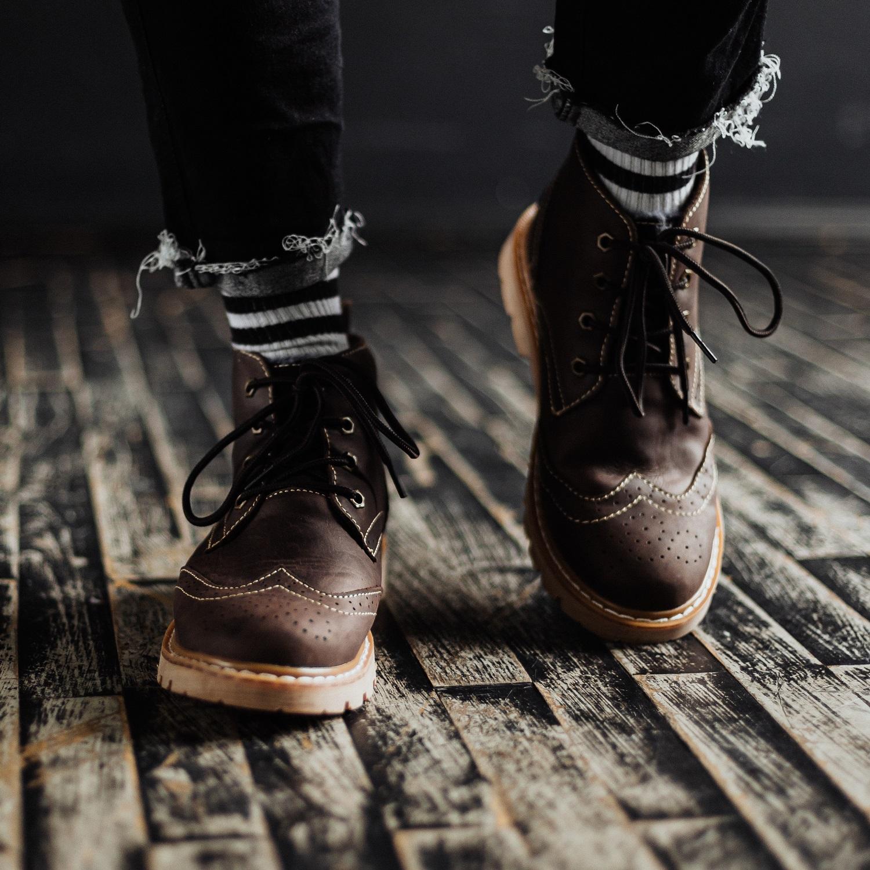 Ботинки South Rebel brown - фото 2
