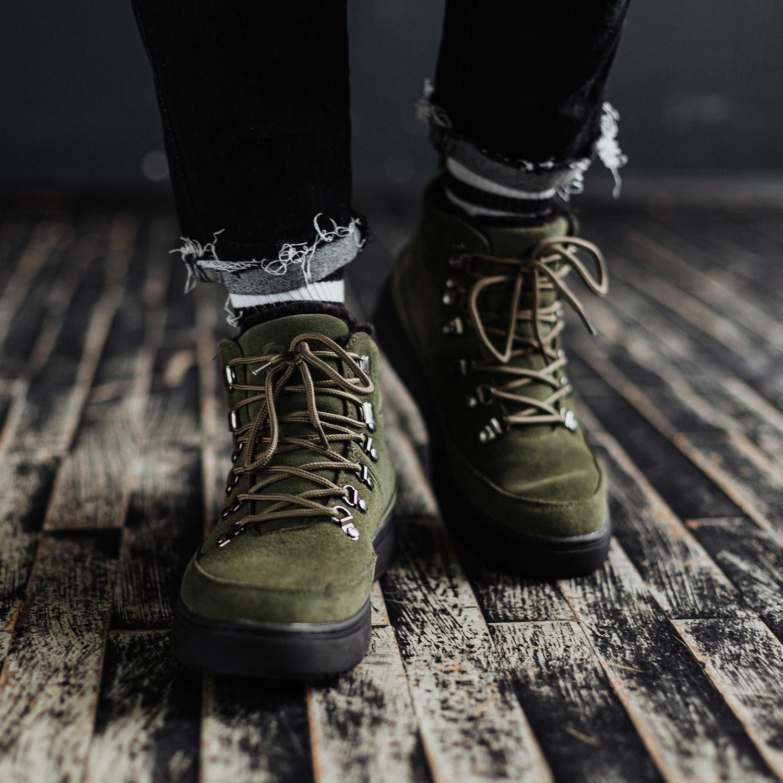 Ботинки South snike khaki  - фото 2