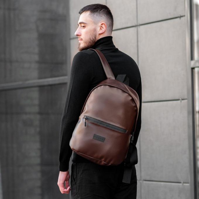 Рюкзак South mamba brown - фото 1