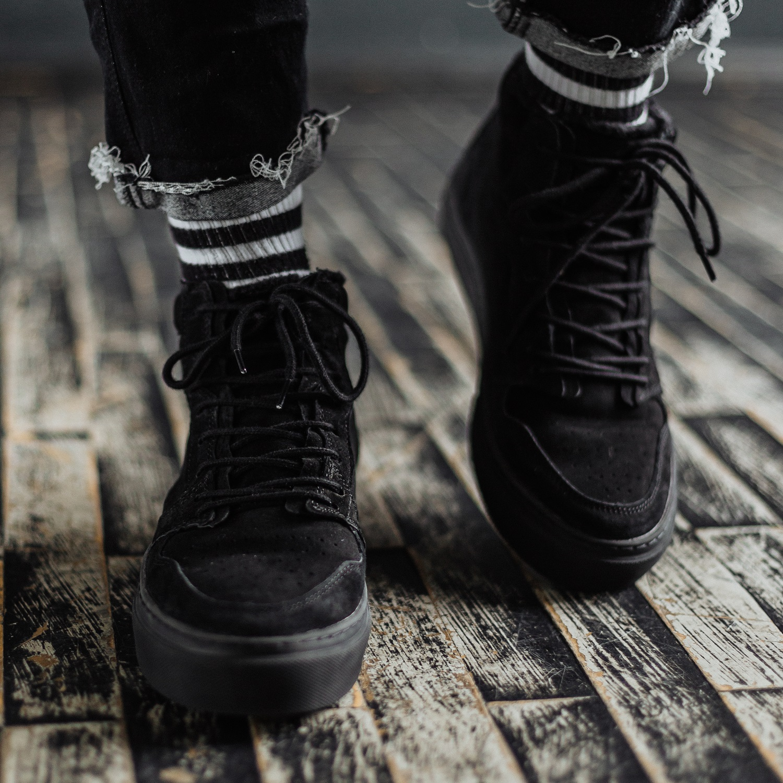 Ботинки South Ferro black - фото 2