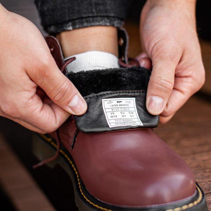 Ботинки South Warfare coffee - фото 1