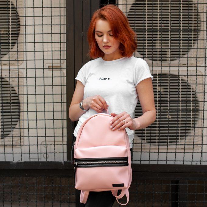 Рюкзак женский South Gap Pink - фото 4