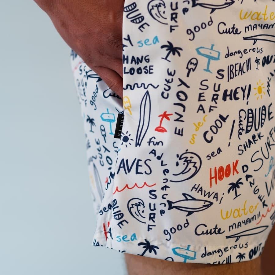 Плавательные шорты South Summer Jam - фото 4