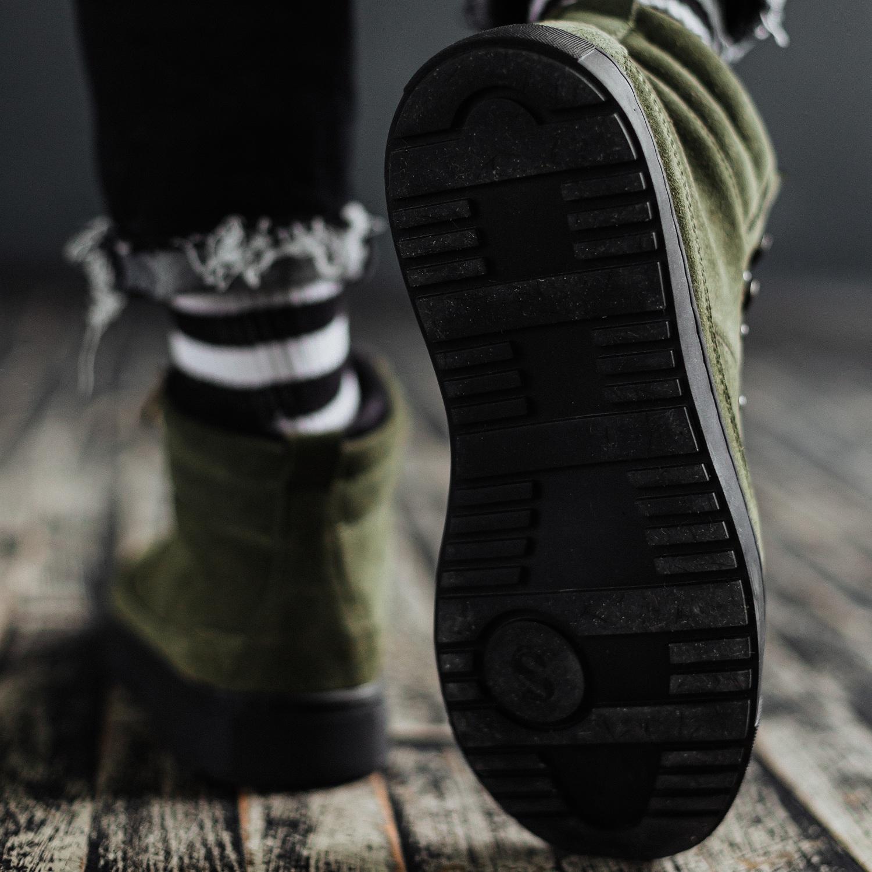 Ботинки South snike khaki  - фото 3