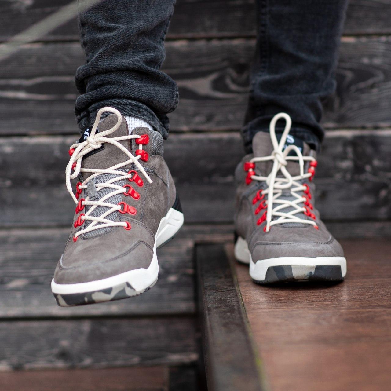Ботинки South fenix grey - фото 4
