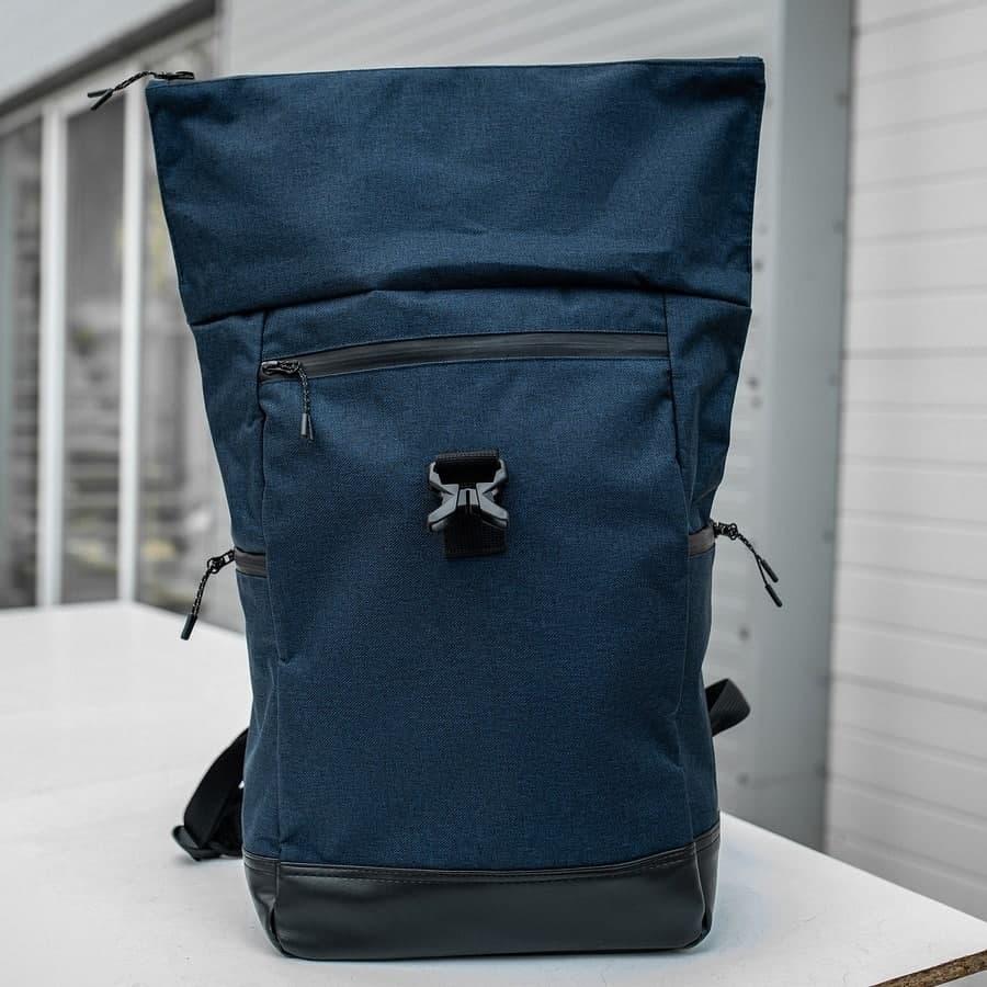 Рюкзак South ROLLTOP Classic Blue  - фото 3