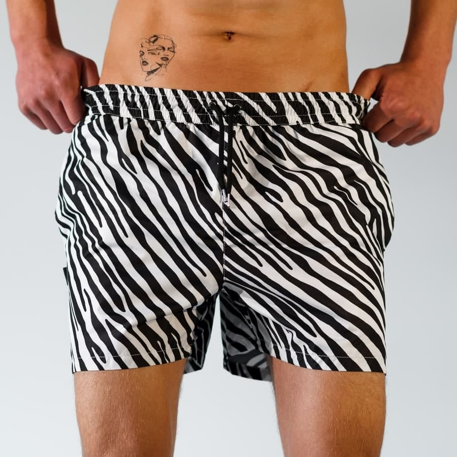 Плавательные шорты South Zebra