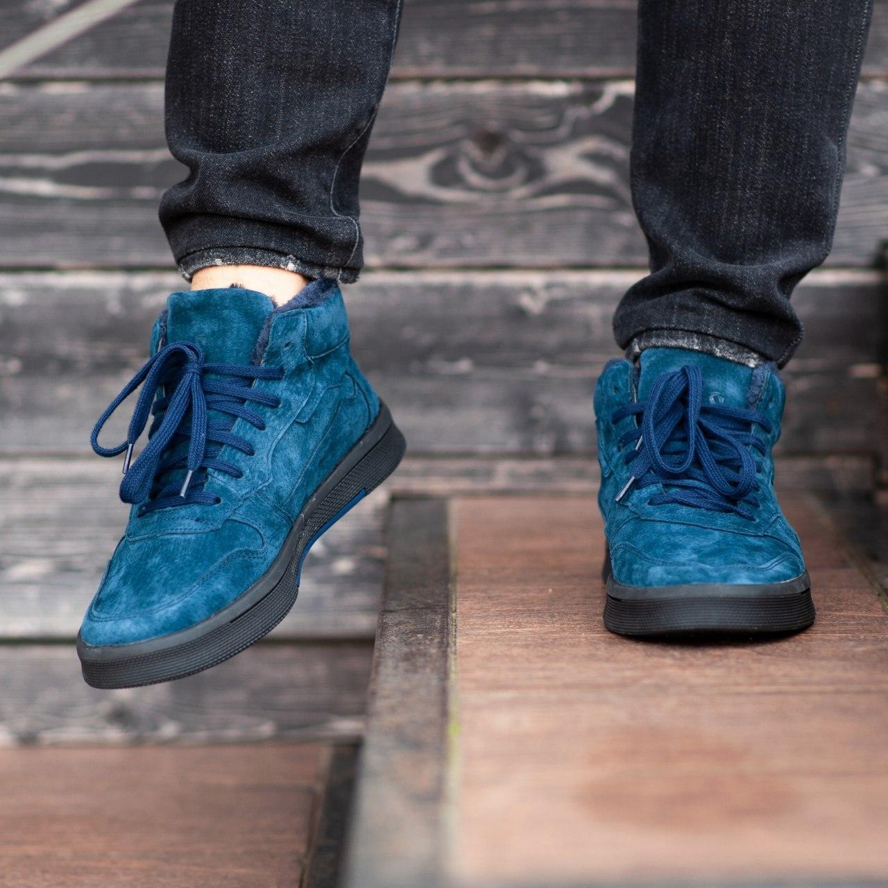Ботинки South Oriole blue - фото 2