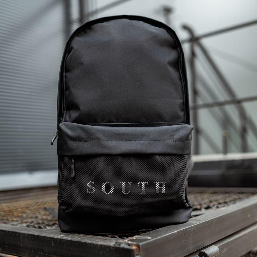 Рюкзак SOUTH  Black - фото 2