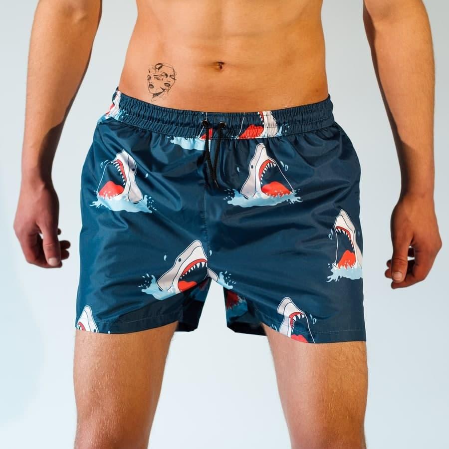 Плавательные шорты South Summer Shark