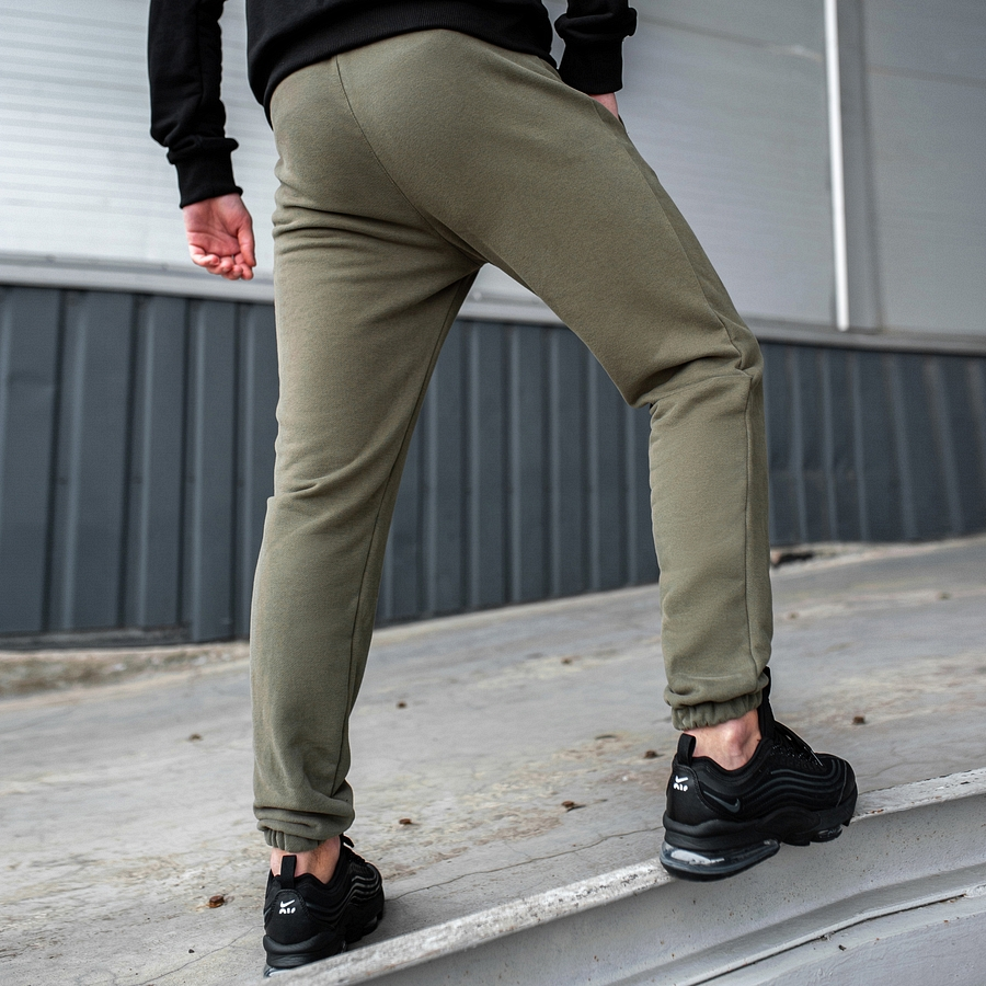 Спортивные штаны South basik khaki - фото 2