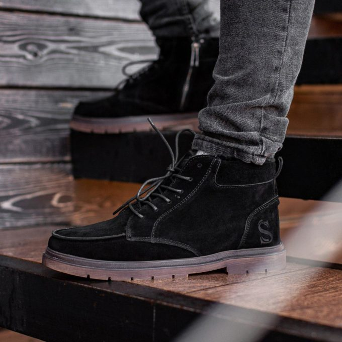 Ботинки South Flip black