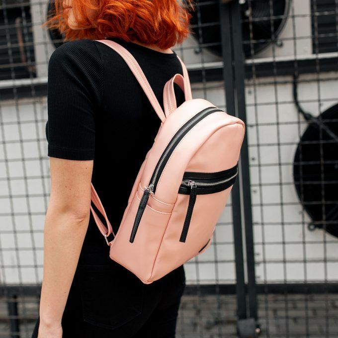 Рюкзак женский South Met Pink - фото 1