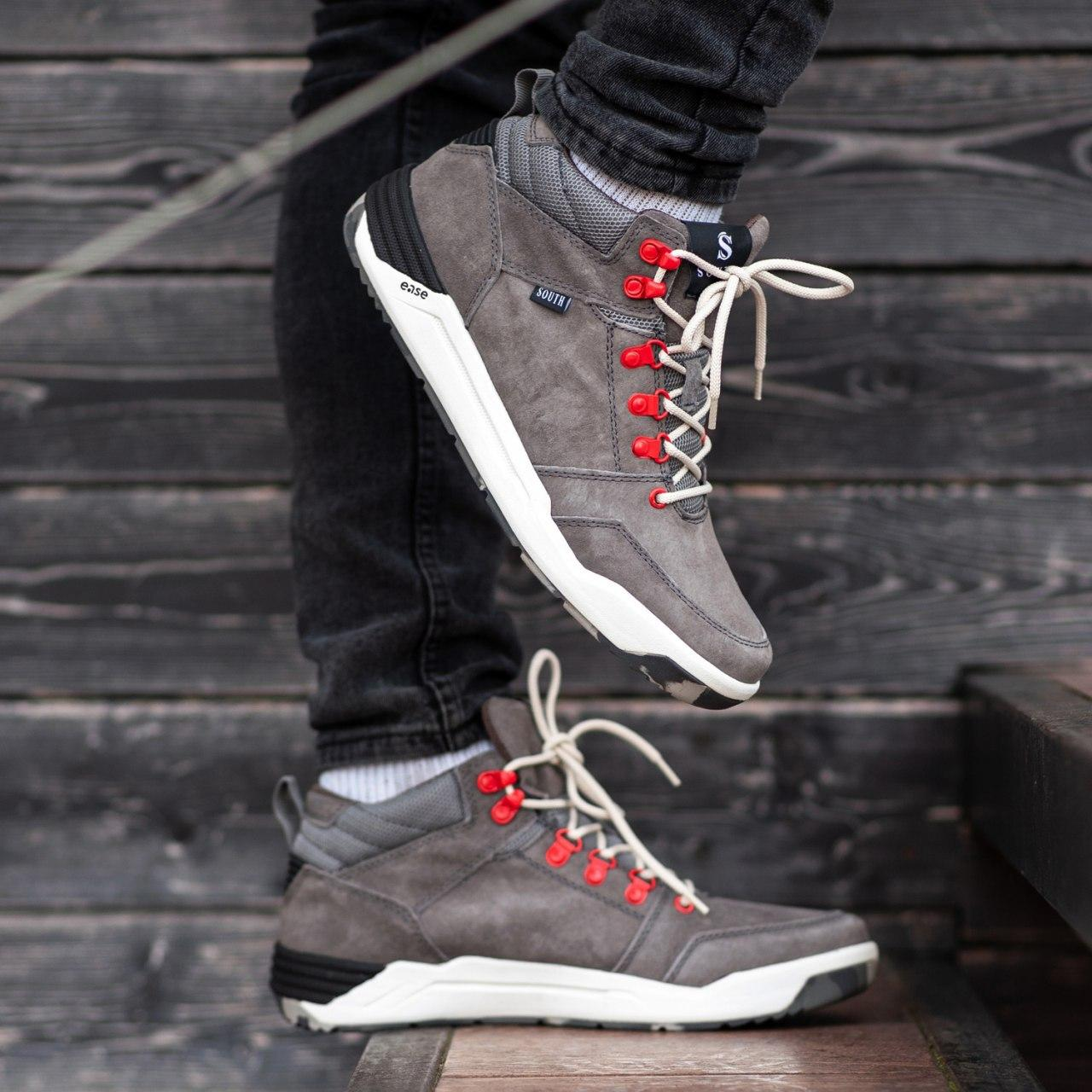 Ботинки South fenix grey - фото 3
