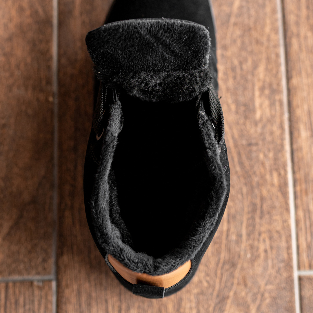 Мужские зимние ботинки на меху 1036 - фото 5