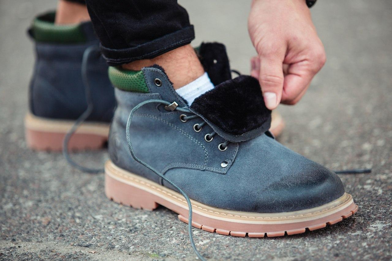 Ботинки South Forest grey - фото 1