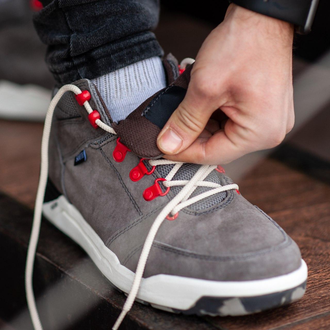 Ботинки South fenix grey - фото 5