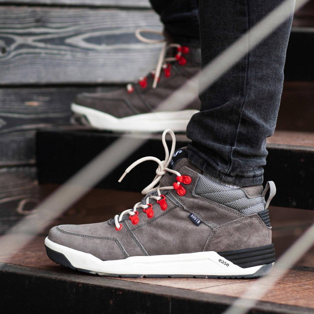 Ботинки South fenix grey - фото 1
