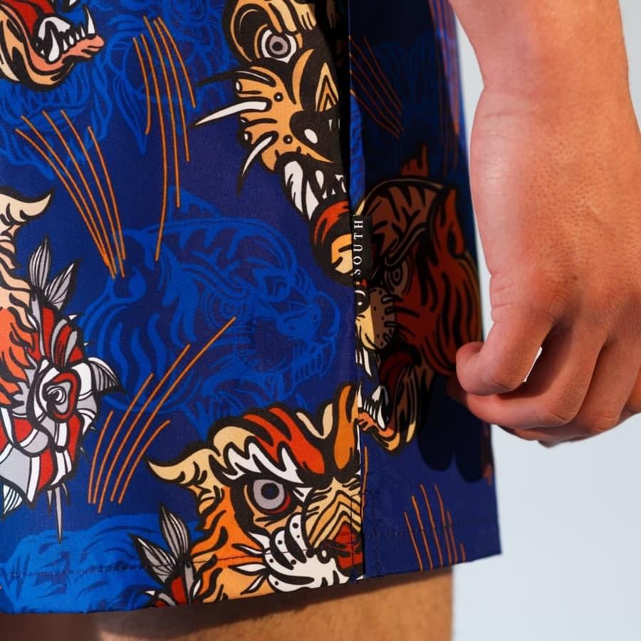 Плавательные шорты South Summer Tiger - фото 5