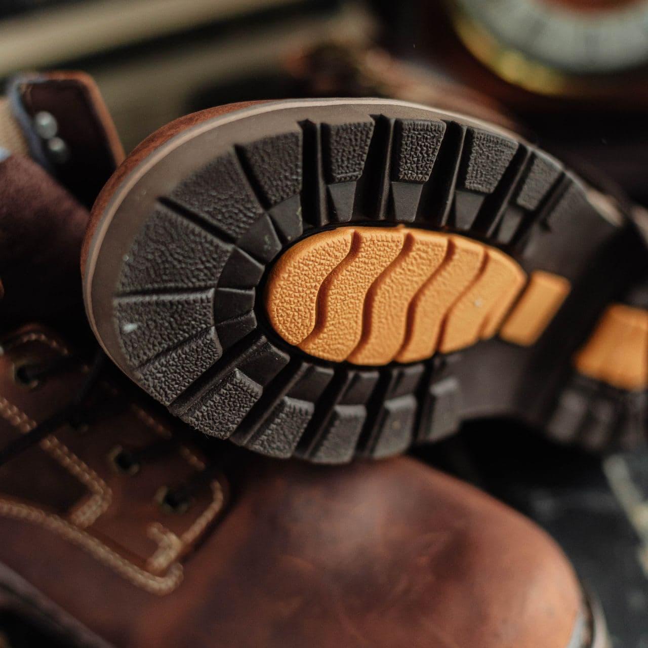 Ботинки South Graft brown - фото 5