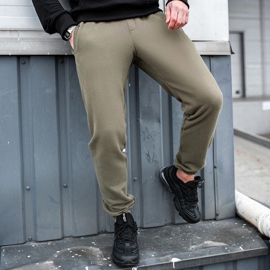 Спортивные штаны South basik khaki