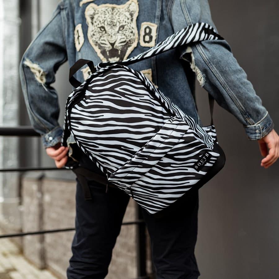 Рюкзак South Zebra - фото 2