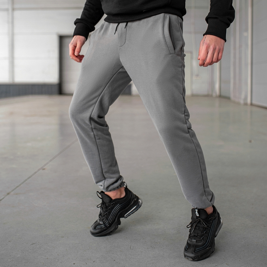 Спортивные штаны South basik gray - фото 2
