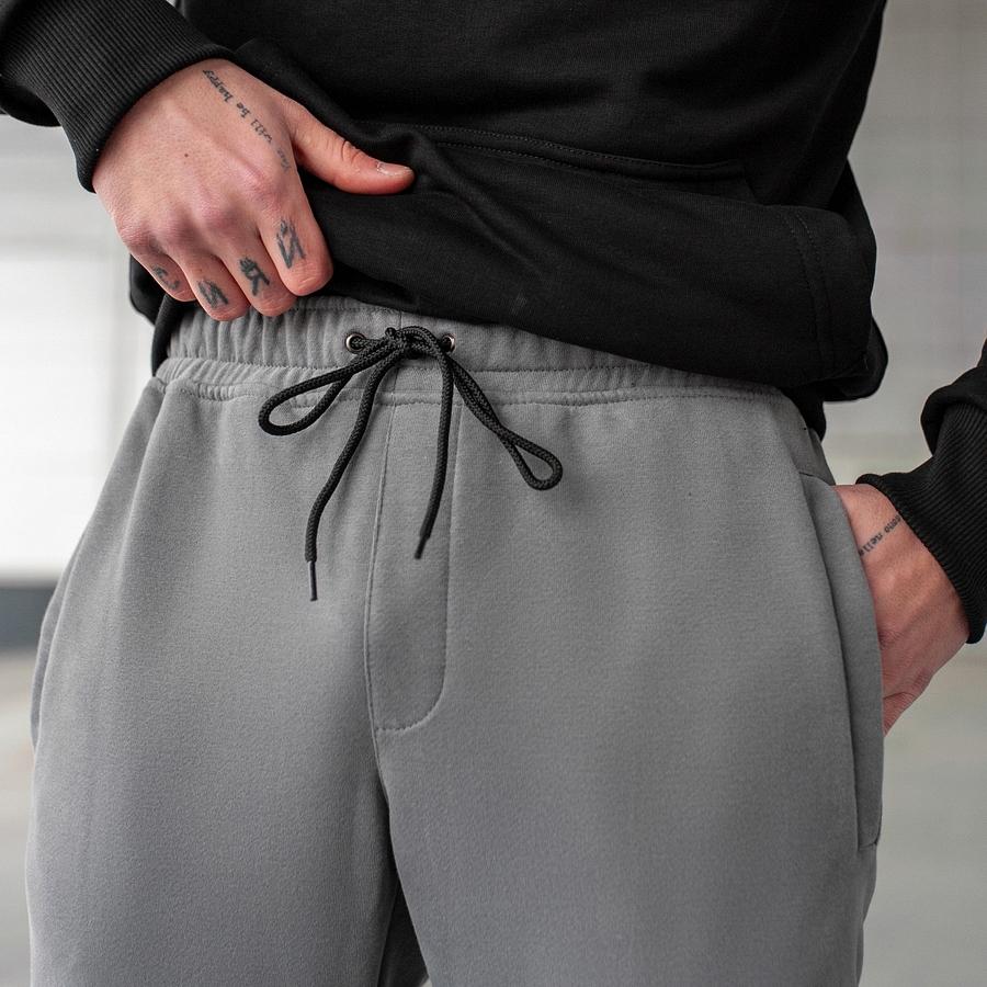 Спортивные штаны South basik gray - фото 4