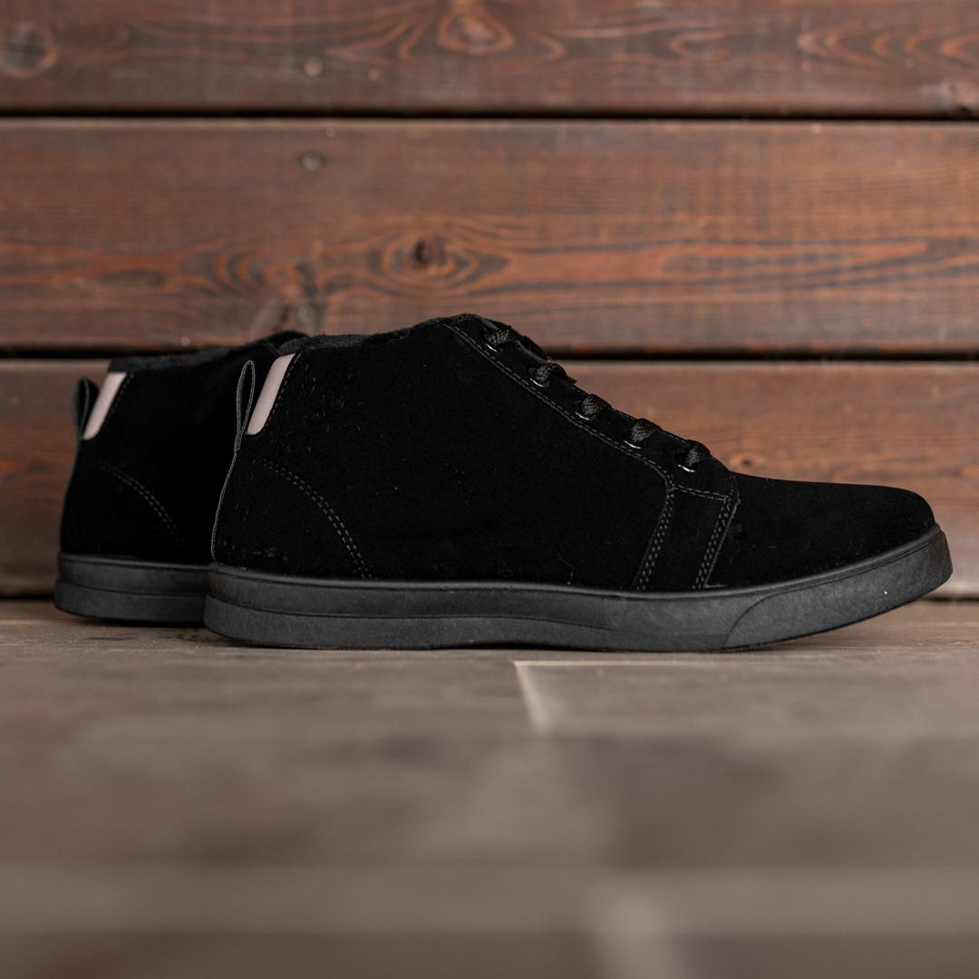 Мужские зимние ботинки на меху 1037 - фото 2