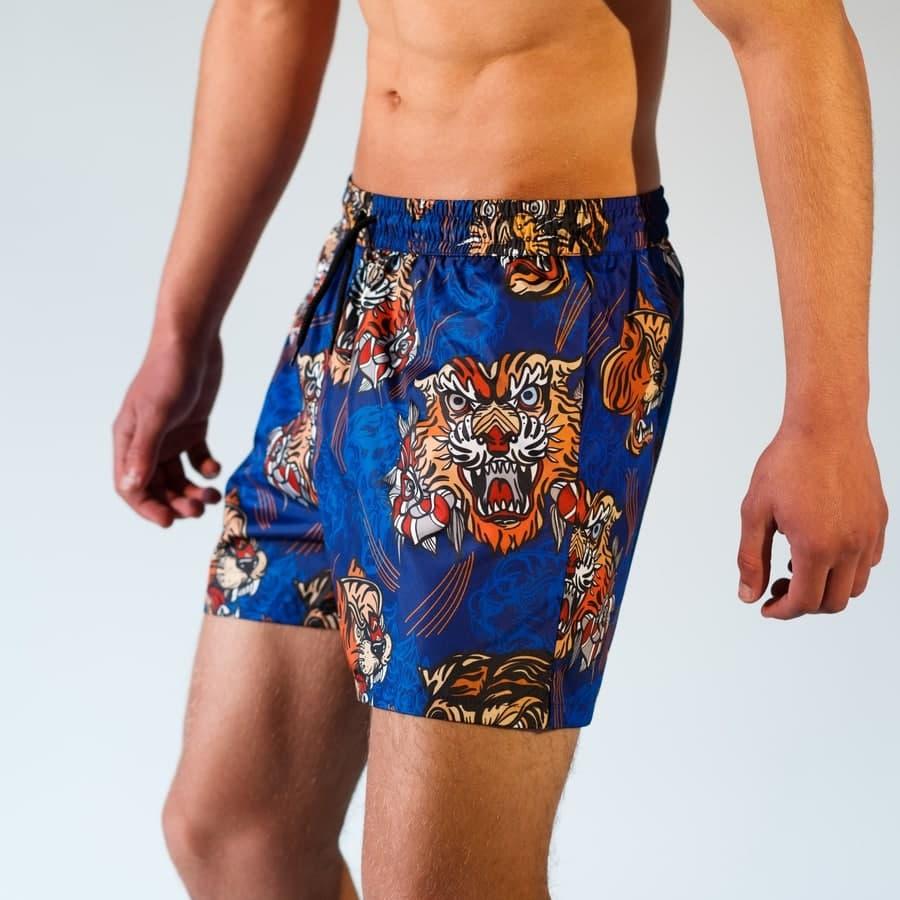 Плавательные шорты South Summer Tiger - фото 4