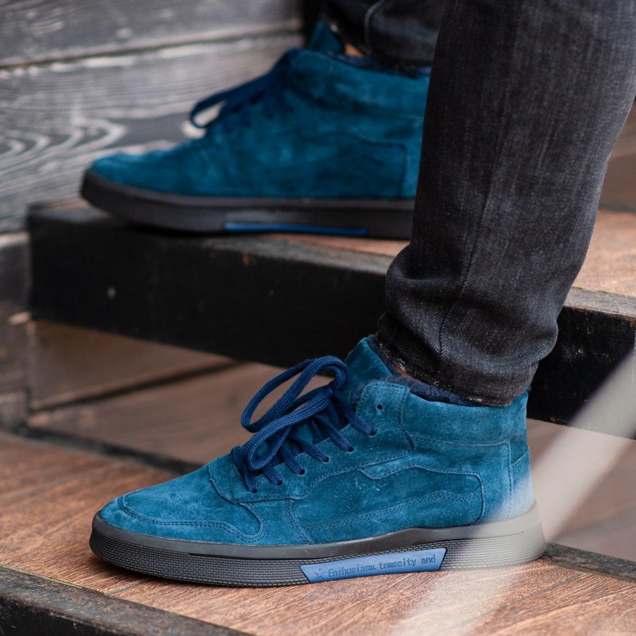 Ботинки South Oriole blue - фото 1